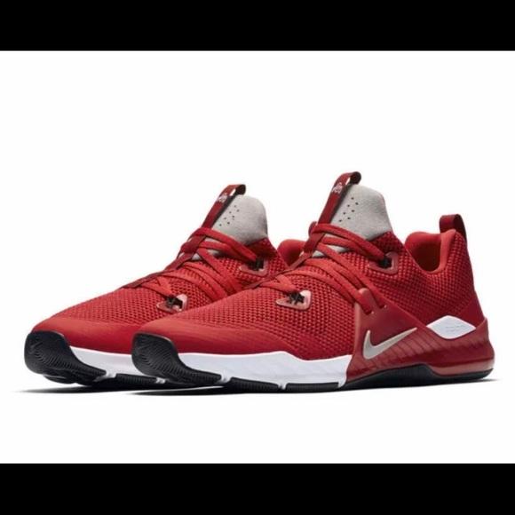 1323950dfbe6 Men s Ohio State Nike zoom shoes osu buckeye